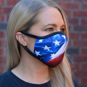 Full Color Promise Mask